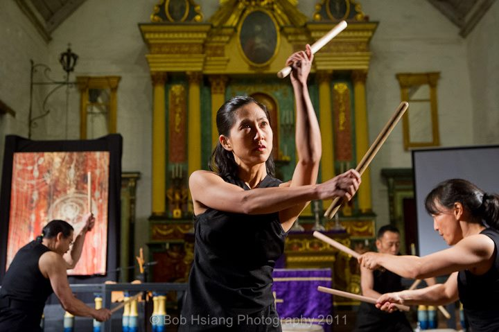 somei taiko, music at the mission